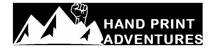 Hand Print Adventures