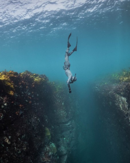 freediving course Australia
